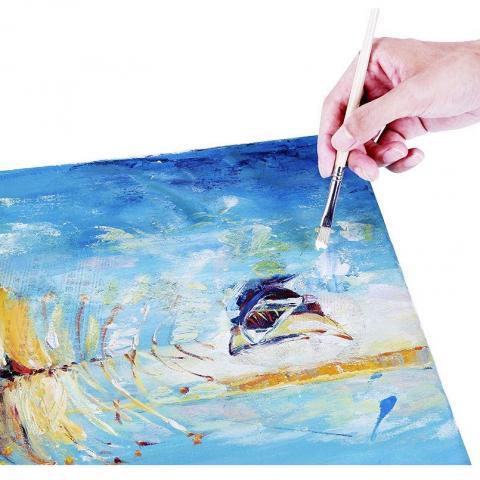 troc de  RESERVE Toile sur Châssis à peindre, sur mytroc