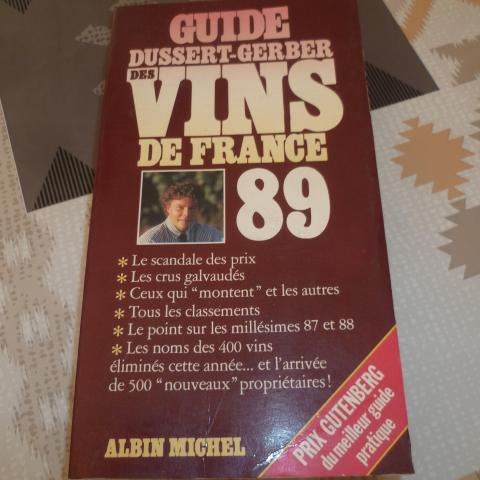 troc de  Guide des vins de France, sur mytroc