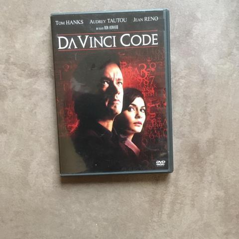 troc de  DVD Da Vinci code, sur mytroc