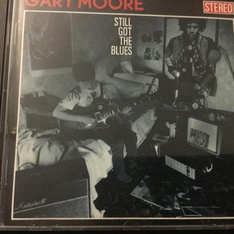 troc de  Gary Moore, sur mytroc