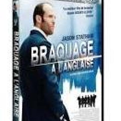 troc de  DVD - Braquage à l'anglaise, sur mytroc