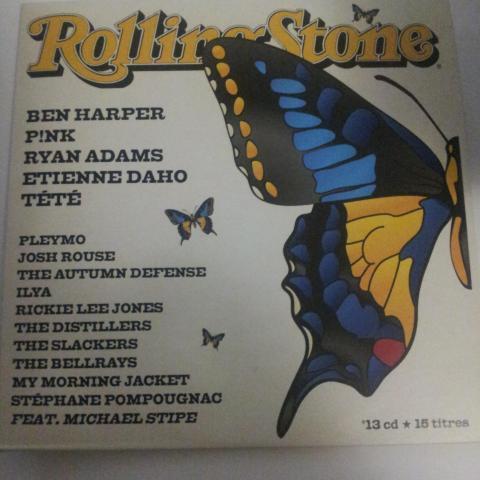 troc de  Compil' du magazine Rolling Stone, sur mytroc