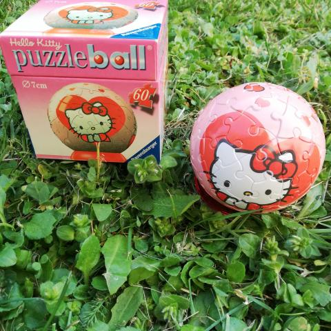 troc de  Puzzle ball Hello Kitty, sur mytroc
