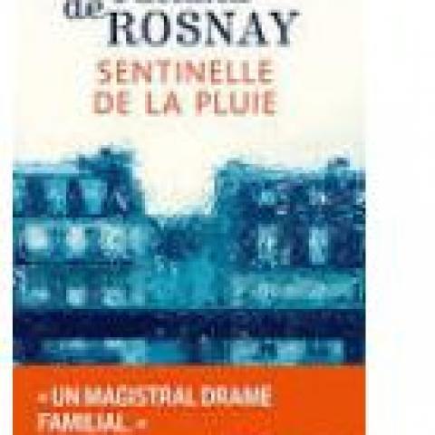 troc de  RESERVE - Livre - Sentinelle de la pluie - Poche Tatiana de Rosnay, sur mytroc