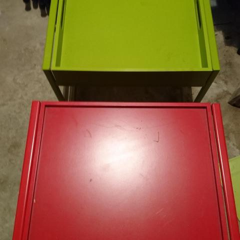 troc de  4 tables basses, sur mytroc