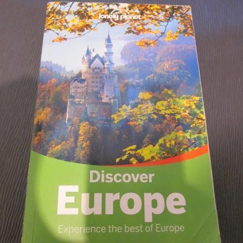 troc de  Discover Europe, sur mytroc