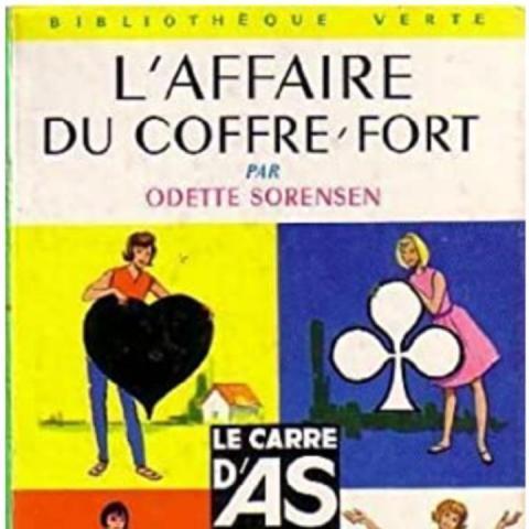 troc de  Je recherche livre Odette sorensen, sur mytroc