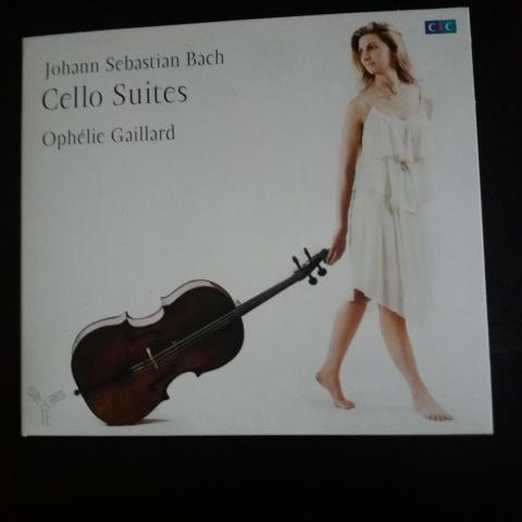 troc de  CD Bach   par Ophélie gaillard  neuf, sur mytroc