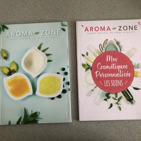 troc de  Lot de livre Aromazone, sur mytroc