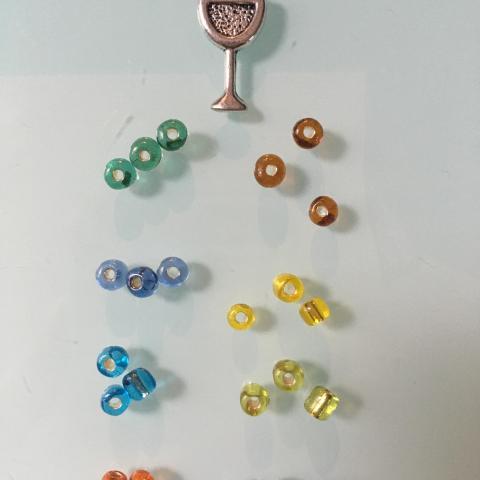 troc de  Lot Verre : 8 marques verre, sur mytroc