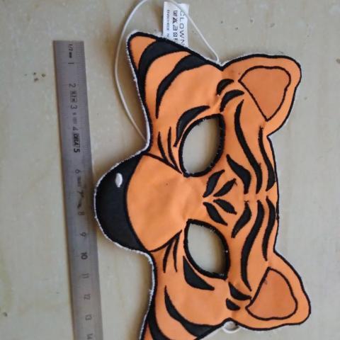 troc de  Masque enfant Tigre, sur mytroc