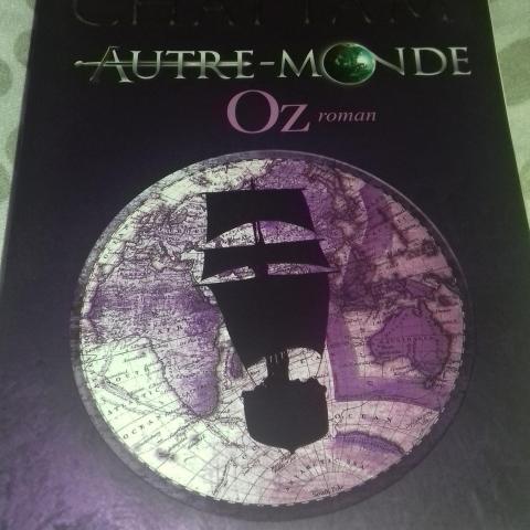 troc de  Roman Autre monde Oz, sur mytroc