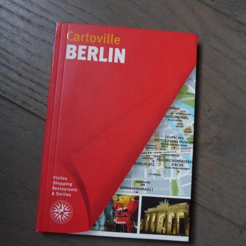 troc de  Cartoville Berlin, sur mytroc