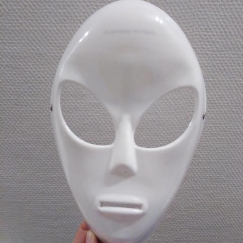 troc de  1 masque, sur mytroc