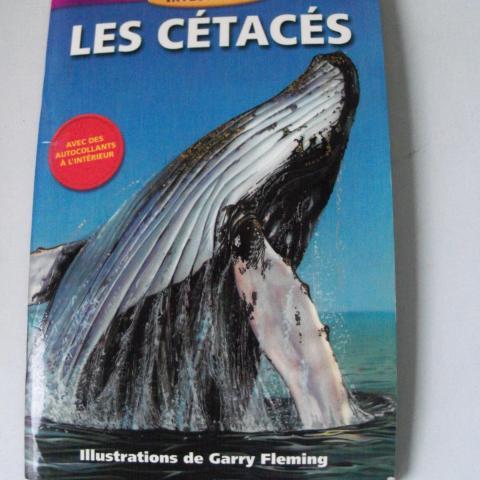 troc de  Petit livre sur les cétacés, sur mytroc