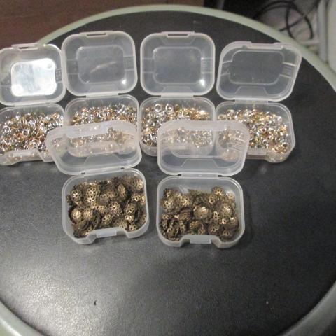 troc de  reserve     Assortiment de 5 boites pour meenne, sur mytroc