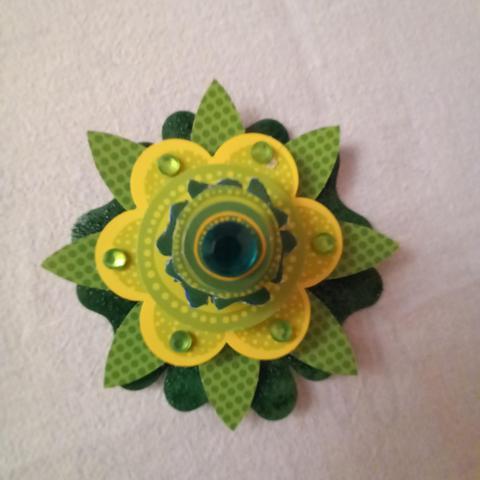 troc de  Fleur de décoration 3D., sur mytroc