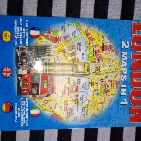 troc de  Plan de Londres, sur mytroc