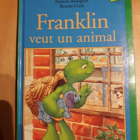 troc de  Livre Franklin, sur mytroc