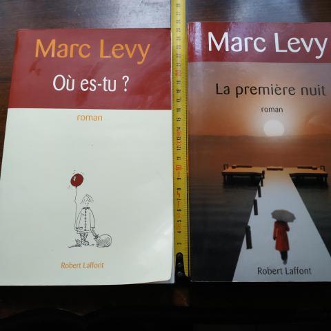 troc de  Marc Levy grand format, sur mytroc