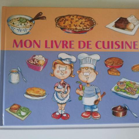 troc de  Livre de cuisine pour enfant, sur mytroc