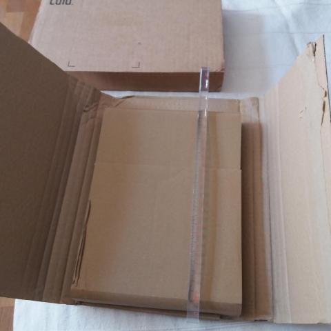 troc de  Boîte pour envoi de livres, sur mytroc