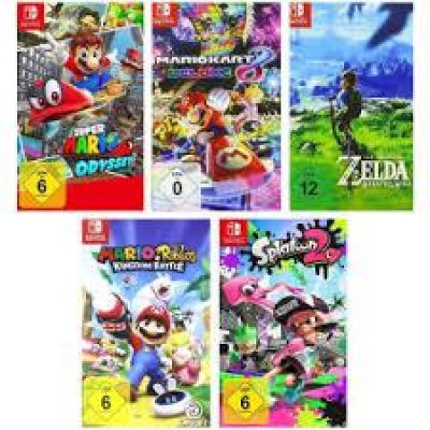 troc de  RECHERCHE jeux Nintendo Switch, sur mytroc