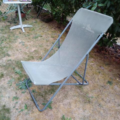 troc de  Chaise longue de jardin, sur mytroc