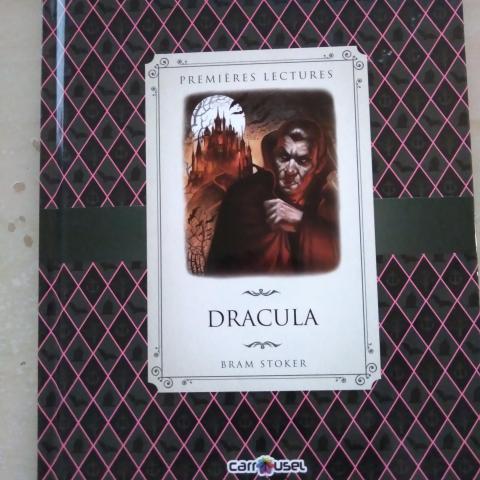 troc de  Livre Dracula, sur mytroc