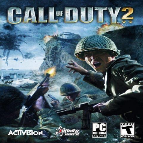 troc de  Je recherche Call of Duty 2, sur mytroc