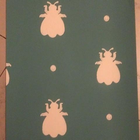 """troc de  Papier créatif """"Bumble bee""""., sur mytroc"""