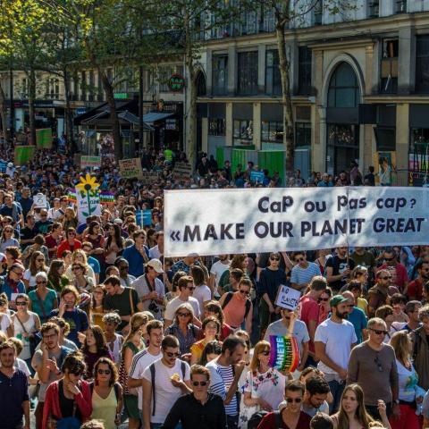 troc de  Participez à la Marche pour le Climat !, sur mytroc
