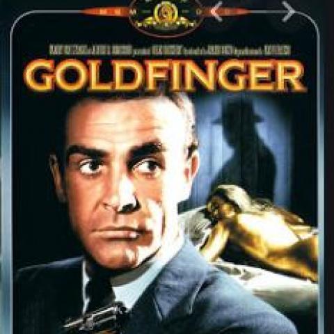 troc de  DVD - James Bond - Goldfinger - Sean Connery, sur mytroc