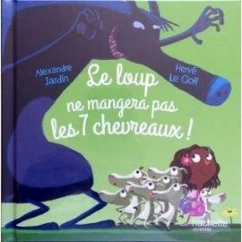 troc de  Livre McDonald's Le loup ne mangera pas les 7 chevreaux, sur mytroc