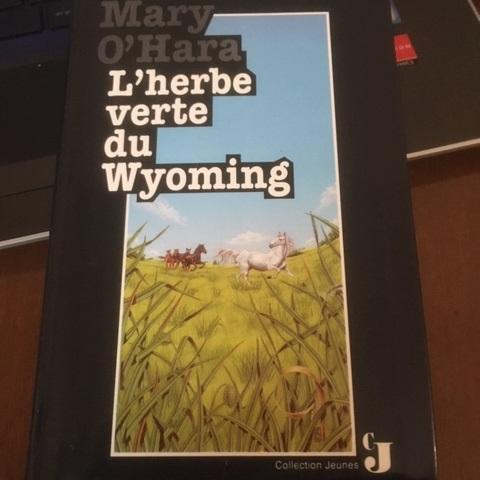 troc de  Livre l'herbe verte du Wyoming - Mary O'Hara, sur mytroc