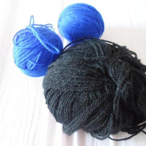 troc de  * 3 pelotes de laine, sur mytroc