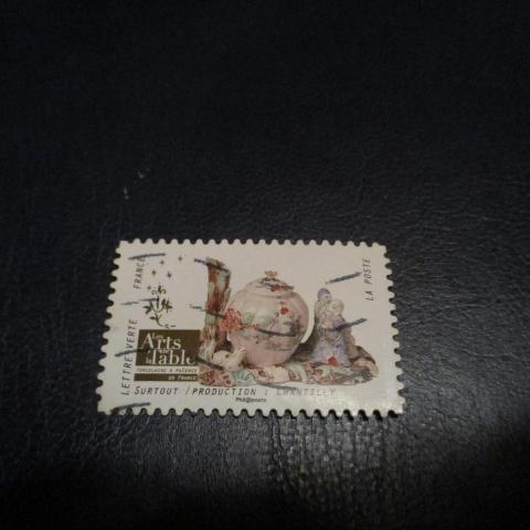 troc de  timbre art de la table : surtout Chantilly, sur mytroc