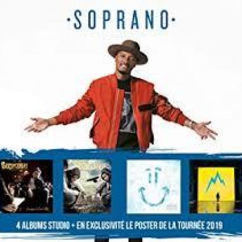 troc de  Recherche CD Soprano, sur mytroc