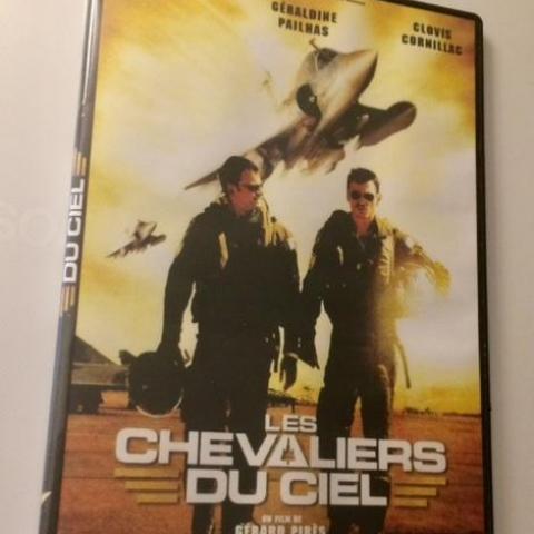 troc de  DVD film les Chevaliers du ciel - Magimel - Cornillac, sur mytroc