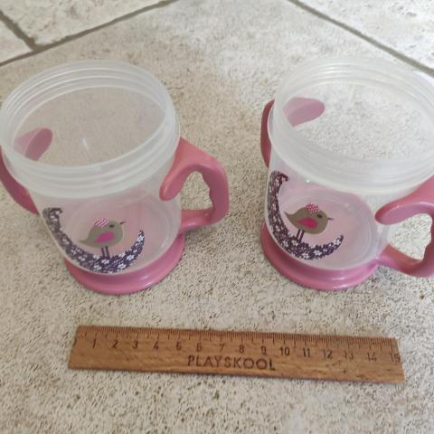 troc de  2 Tasses à eau, sur mytroc