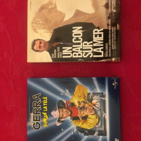 troc de  3 DVD, sur mytroc