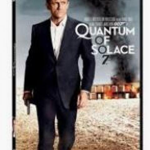 troc de  DVD - James Bond - Quantum of solace, sur mytroc