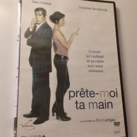 troc de  DVD film Prête moi ta main - Chabat - Gainsbourg, sur mytroc