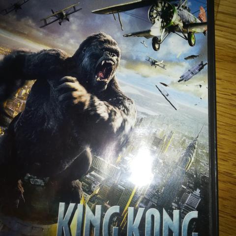 troc de  reserve DVD KING KONG, sur mytroc