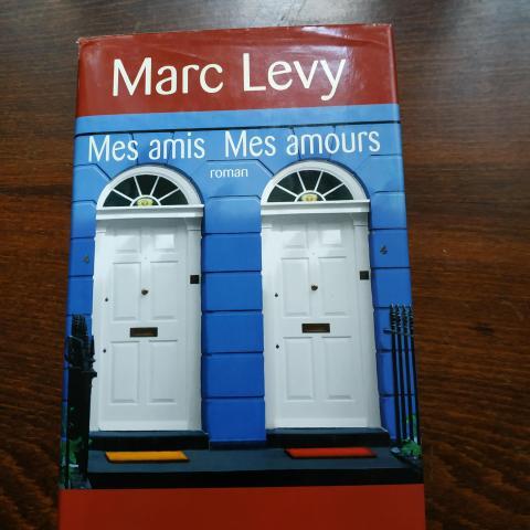 troc de  Marc Levy mes amis mes amours France Loisirs, sur mytroc