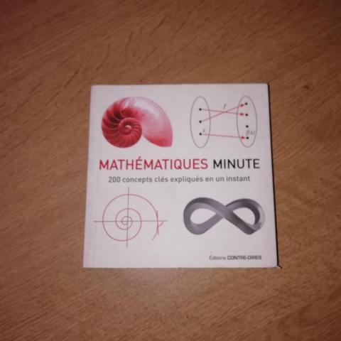 troc de  Mathématiques minute, sur mytroc