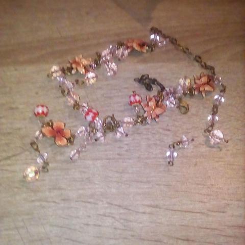 troc de  collier pour recupairation de perle, sur mytroc