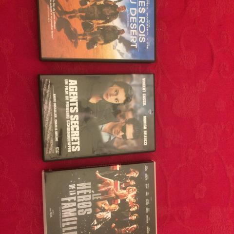 troc de  3 DVD action 2, sur mytroc