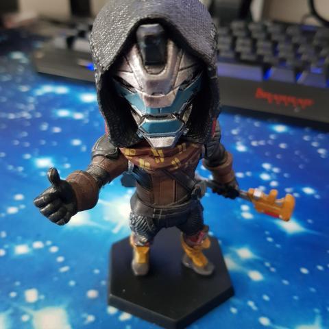 troc de  Figurine Destiny Cayde 6, sur mytroc