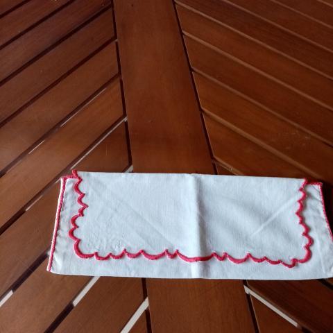 troc de  range serviette  fait mains      1  noisette, sur mytroc